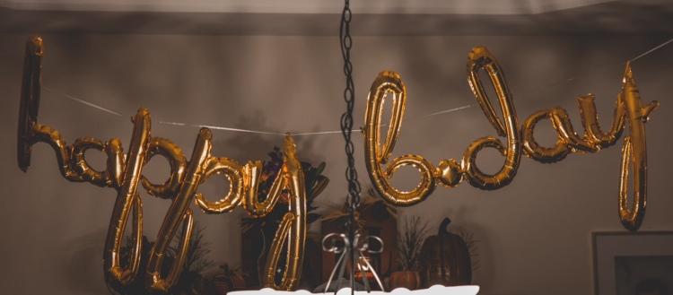In gratitude on my Birthday